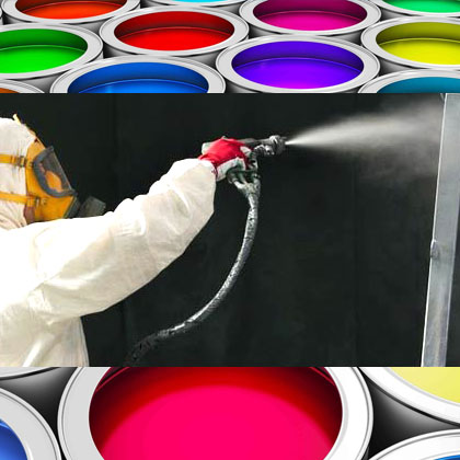 Paints & Coatings - SPECHEM, Speciality Chemicals, Chennai